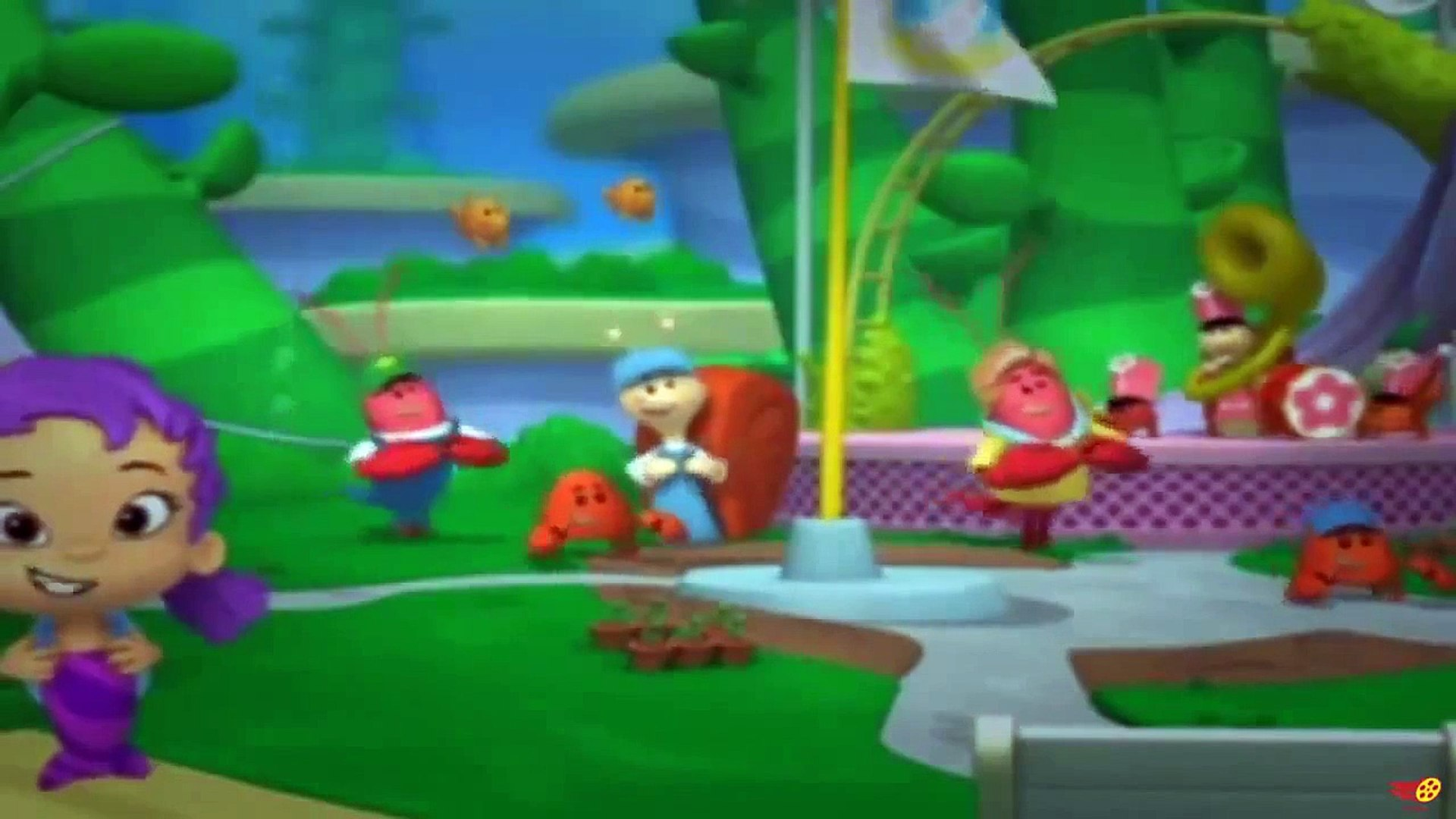 Bubble Guppies Season 1 Episode 13 The Spring Chicken is Coming!