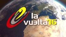 Recorrido / Parcours / Route in 3D - La Vuelta a España 2016