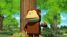 Charlie The Little Monkey EP16 [Chiro and Friends] Kids Animation Дети анимация Çocuk anim