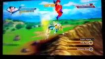 [PS4] Dragon Ball  Xenoverse - Ssj Vegeta vs Time Patrol Girl   SSJ Goku vs Radditz