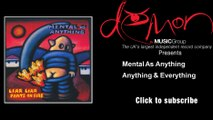 Mental As Anything - Anything & Everything
