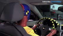 DEADLY CRASHES IIHS Crash Tests Accident Cars