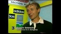 Coupe intertoto 1996 Guingamp en UEFA