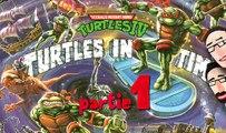 Voxel retro# TEENAGE MUTANT HERO TURTLES: turtles in time 1/2
