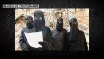 Les milices féminines de Daech