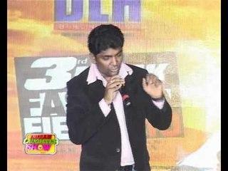 Sumeet Shinde Mimicry on SRK.