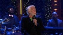 Live de Kenny Rogers chez Jimmy Fallon- The Tonight Show du 14/12/15 sur MCM!