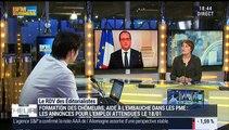 Le Rendez-Vous des Éditorialistes: François Hollande est-il le digne successeur de François Mitterrand ? - 08/01