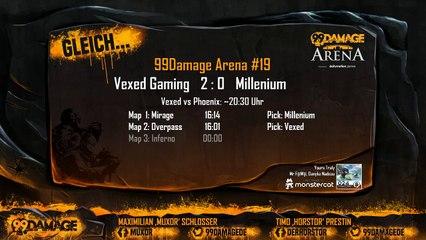 99DAMAGE Arena mit Horstor & Muxor - German Stream (248)