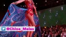 Selena Gomez Slaps Gigi Hadids Butt At Victorias Secret Fashion Show 2015