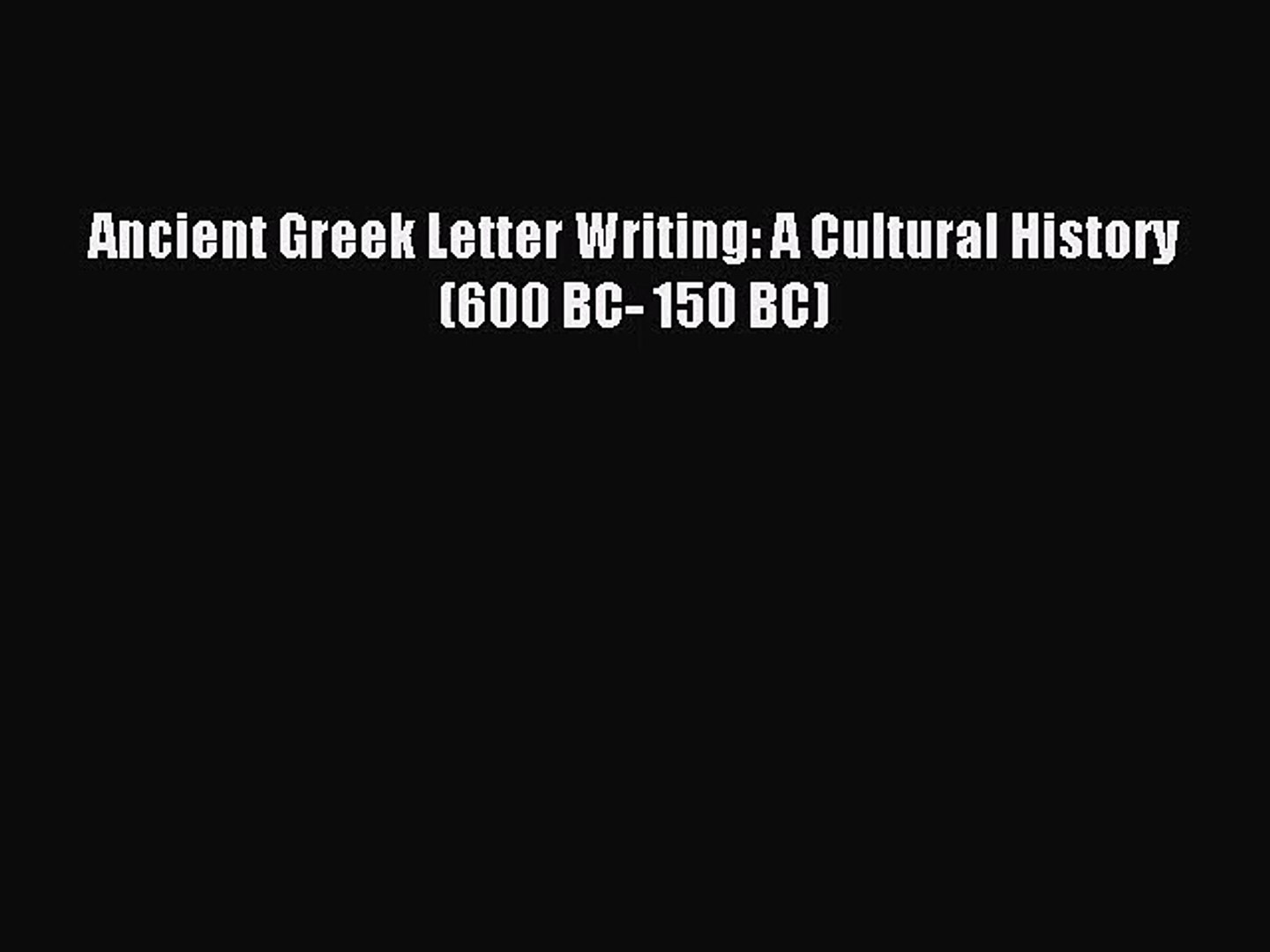 A History of the Hellenistic World: 323 - 30 BC (Blackwell History of the Ancient World)