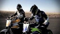 Motosiklet Vs Araba Drift 2 [HD] - Araba Tutkum