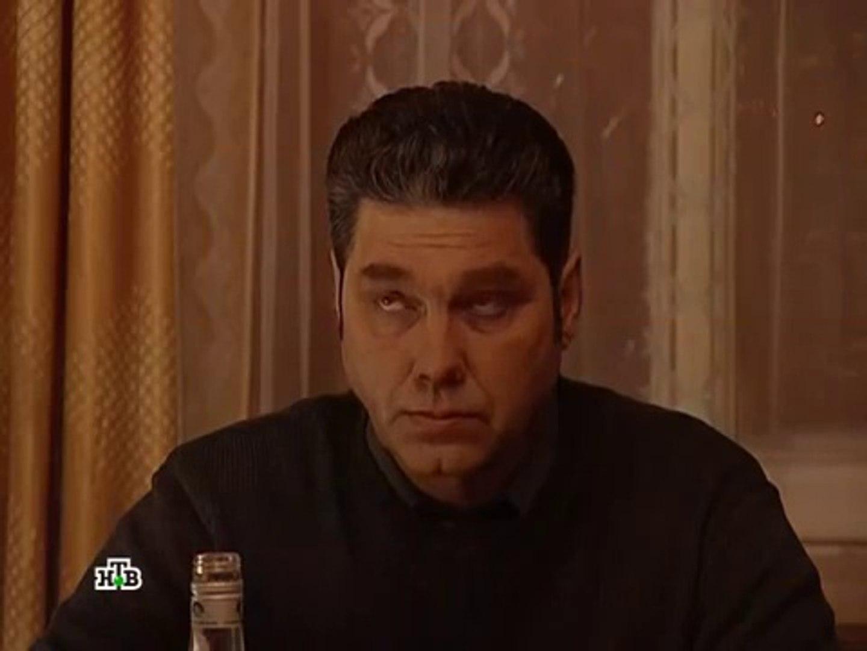Ментовские войны 3 сезон 3 серия (2006) Криминальный фильм сериал