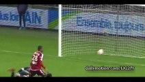 All Goals - Bourg Peronnas 5-1 Creteil - 08-01-2016