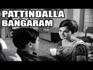 """Pattindalla Bangaram"" Full Telugu Movie (1987) | Chalam, Rajshree  [HD]"