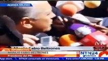 Partido Revolucionario Institucional (PRI) felicita a Peña Nieto por la captura de 'el chapo' y piden su extradición