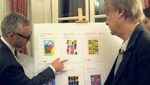 """[ARCHIVE] Concours de création de timbres """" Liberté, Égalité, Fraternité """" : rencontre avec le jury"""