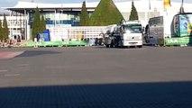 Mercedes Benz Kamyon ileri Sürüş Teknikleri