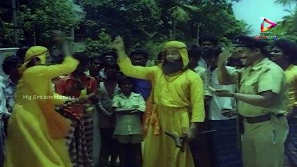 Action King Telugu Movie || Nallani Vadu Video Song || Arjun, Jai Ganesh, Senthil