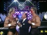 Sting & Lex Luger interview @ WCW Monday Nitro 08.01.1996