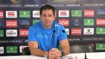 Rugby - CE - ASM : Azéma «content du caractère affiché» par Clermont