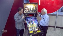 "Valar multiball: Stern Pinball debuts ""Game of Thrones"" table"