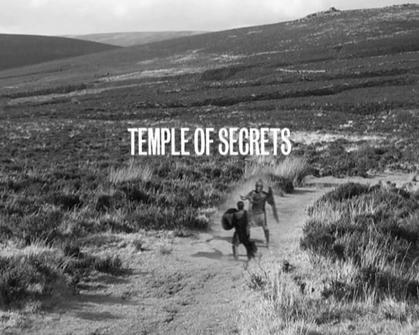 Loose Cannon The Myth Makers Episode 1 Temple of Secrets LC26
