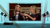 'Idiotsitter' Stars Jillian Bell and Charlotte Newhouse on Melissa McCarthy, Competition in Comedy, and Sisterhood: Sneak Peek