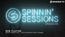 Spinnin Sessions 072 - Guest: Tom Swoon