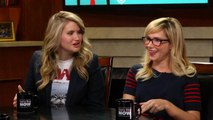'Idiotsitter' Stars Jillian Bell and Charlotte Newhouse Decide to Become Men to Understand the Hollywood Pay Gap