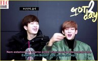 [Legendado PT-BR] GOT7 - GOT2DAY #12 Youngjae & BamBam