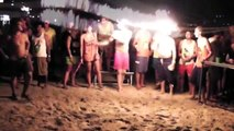 DocumentARI @ Full Moon Party: Jump the Fire Skipping Rope & Fire Limbo