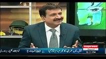 Najam Sethi Praising Imran Khan