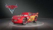 Cars 2 Character Spin Lightning Mcqueen Vf Hd Video