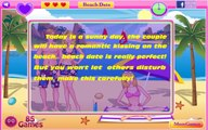 Beach Date - Dating and kissing games - Kids Games