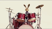 Animation Services - Funny Bunny - Instant Rock Star! - YouTube