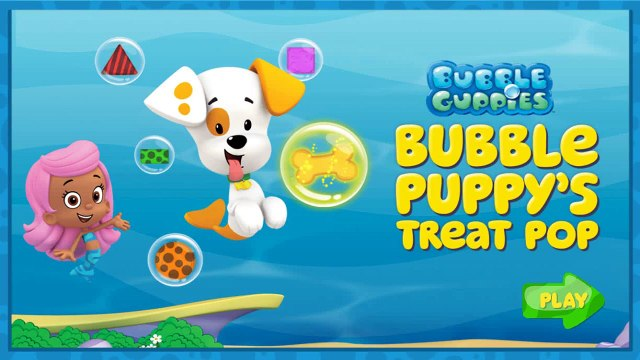 Bubble Guppies - Bubble Puppys Treat Pop - Bubble Guppies Games For Kids