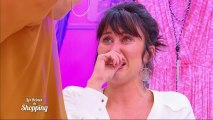 Sophie s'effondre en larmes devant Cristina