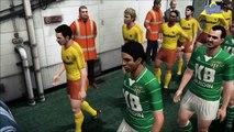 St-Etienne-Lens & Auxerre-Nantes [83-84]