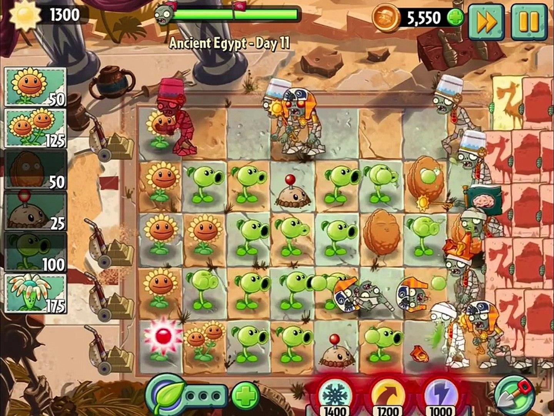 овощи против зомби 2 игра египед часть 4 заключительная # 1
