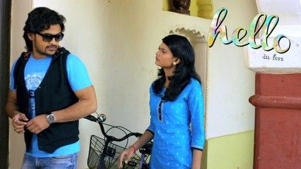 Odia Latest Movie - Hello | Promo | Saanu | Sushree | Odia Movie Full Videos