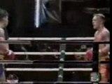 Dekkers, Ramon (Holland) vs. Saimai (Thailand)