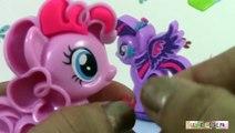 Pâte à modeler Play Doh 2015 ♥ Mon Petit Poney Créateurs de marque de beauté Créations Magiques
