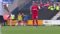 Get closer to Kevin Stewart with this Liverpool player cam