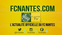 Yacine Bammou avant FCN - ASSE