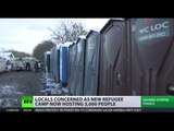 Worse than Jungle? 'Little brother of Calais' popping up, puts residents' safety at risk