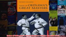 Tales of Okinawas Great Masters Tuttle Martial Arts