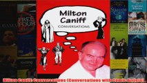 Milton Caniff Conversations Conversations with Comic Artists