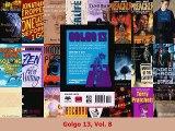 PDF  Golgo 13 Vol 8 Free Books