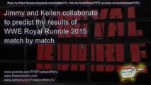 W4 Where Wrestling Went Wrong - Royal Rumble 2015 PREDICTIONS